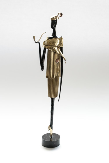 Sculpture, metals, artwork by Sapir Gelman