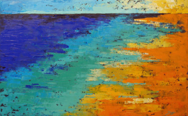 42x65x3.5 cm ©2007 by Saroja La Colorista