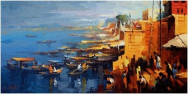 24x48 in ©2013 by Satheesh