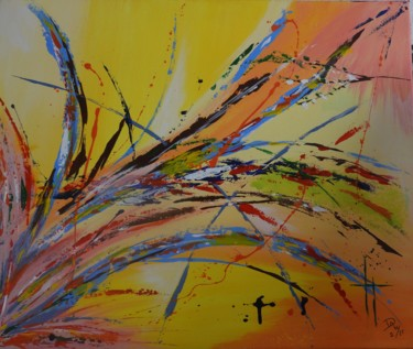 Color Painting, acrylic, abstract, artwork by Dany