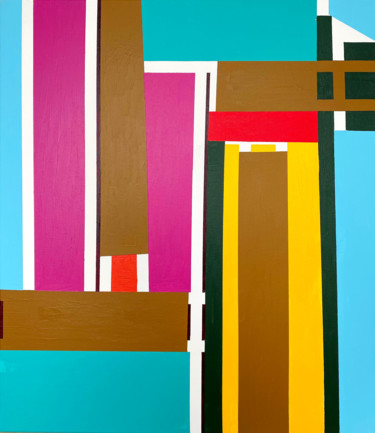 """Painting titled """"Chocolate IV"""" by Andrey Savchenko, Original Art, Acrylic Mounted on Stretcher frame"""