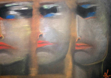 """Painting titled """"Stages"""" by Kate Alexander, Original Art,"""