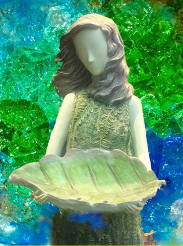 """Photography titled """"Young """"Mother Natur…"""" by Stephen D. Smith, Original Art, Digital Photography"""