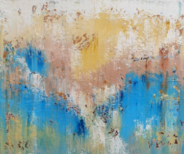"""Painting titled """"Abstract 2108"""" by Alex Senchenko, Original Art, Acrylic Mounted on Stretcher frame"""