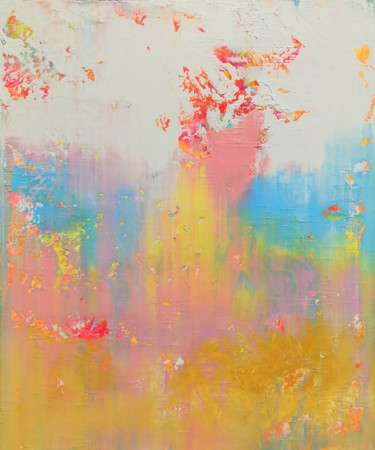 Abstract Painting, acrylic, abstract, artwork by Alex Senchenko