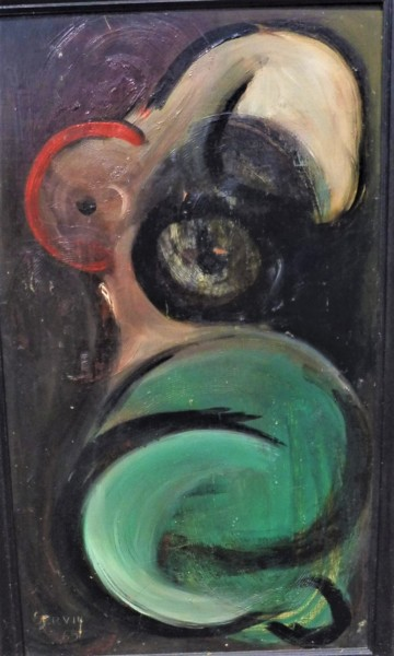 26.8x15.8 in ©1965 by Servin