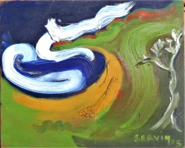 8.3x10.2 in ©1975 by Servin