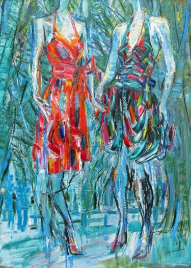100x150 cm ©2010 by Arus Shahinyan