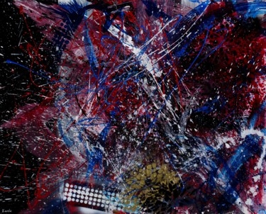"""Painting titled """"sublimation"""" by So Hyon Kim, Original Art, Acrylic"""
