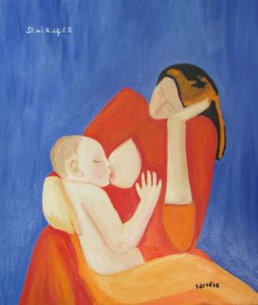 27,6x23,6 in ©2012 par Janna Shulrufer שולרופר