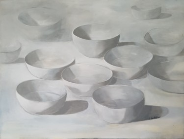 18.1x24x0.6 in ©2018 by Sibylle du Peloux