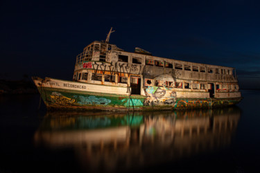 Boat Photography, digital photography, figurative, artwork by Silvamedal