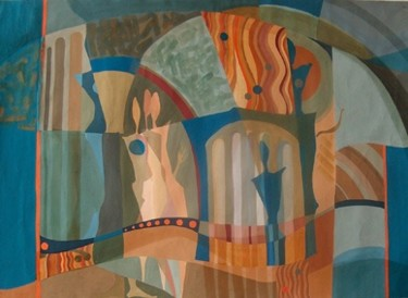 19.7x27.6 in ©2004 by Silvia-Alexandra Pintilie