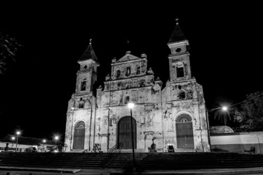 """Photography titled """"Parroquia de Guadal…"""" by Sobalvarro, Original Art, Non Manipulated Photography"""