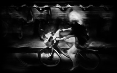 Bike Photography, analog photography, artwork by Sol Marrades