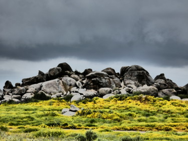 """Photography titled """"Counsel of Boulders"""" by Stacey Harris, Original Art,"""