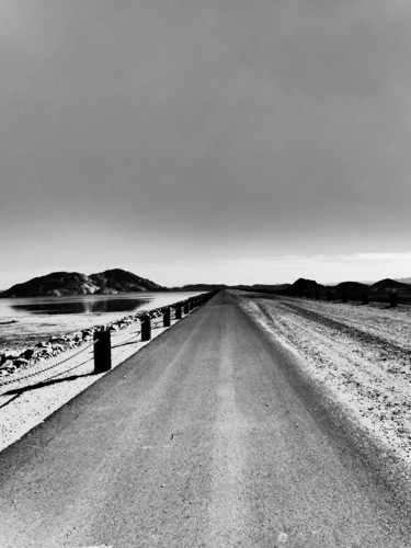 """Photography titled """"Long and Winding Ro…"""" by Stacey Harris, Original Art, Digital Photography"""