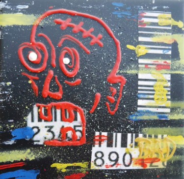 4.3x4.3 in ©2020 by Bad