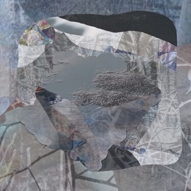 """Collages titled """"Untitled 2021-09-29"""" by Stefan Fransson, Original Art, Collages"""