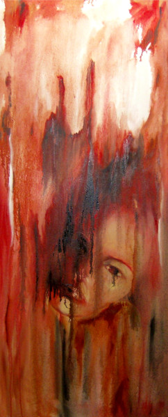 """Painting titled """"Into my soul"""" by Susana Zarate, Original Art, Oil"""