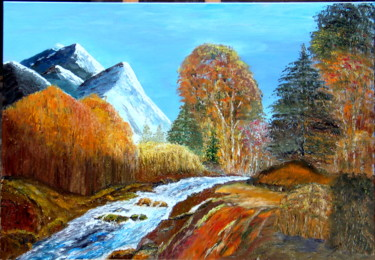 27.6x39.4 in ©30 by Suzanne Leseve