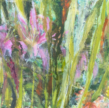 """Painting titled """"Lily Surprise"""" by Suzsi Corio, Original Art, Oil"""