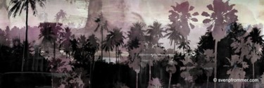 """Printmaking titled """"THE BEACH IX by Sve…"""" by Sven Pfrommer, Original Art, Analog Print"""