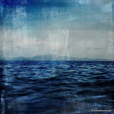 """Printmaking titled """"OCEAN ELEVEN III by…"""" by Sven Pfrommer, Original Art, Analog Print"""