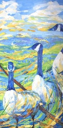 30x15 in ©2009 by Gagnon