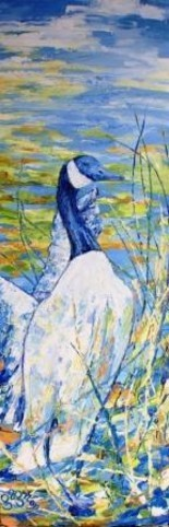36x12 in ©2010 by Gagnon