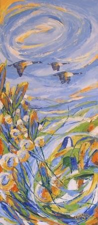 36x14 in ©2010 by Gagnon