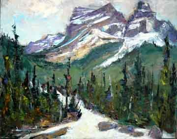 6.3x7.9 in ©2008 by Sylvio Gagnon