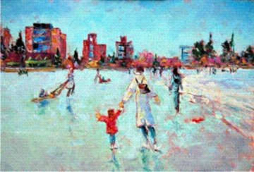 16x24 in ©2009 by Sylvio Gagnon