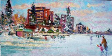 12x24 in ©2009 by Sylvio Gagnon