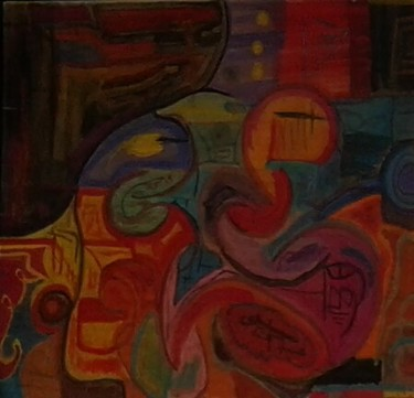 37,8x44,1 in ©2012 da Tarek