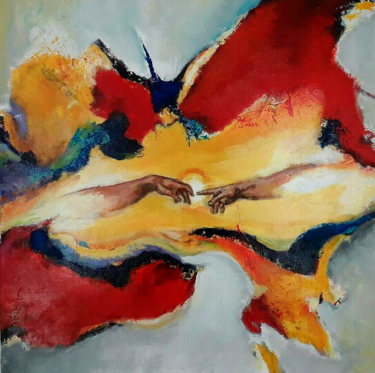 100x100 cm ©2017 by Thierry Moreau