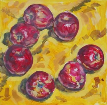 """Photography titled """"Apple Time"""" by Thomas Dans, Original Art, Analog photography"""