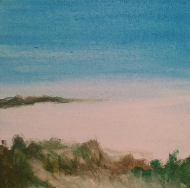 """Painting titled """"Dunes"""" by Toon Diepstraten, Original Art, Acrylic"""