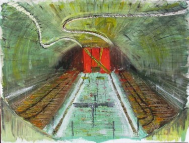 23.6x31.5 in ©2004 by Nathalie Torrents