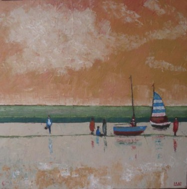 27.6x27.6 in ©2011 by Jean Toussaint