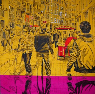 150x150 cm ©2011 by İsmail Üner