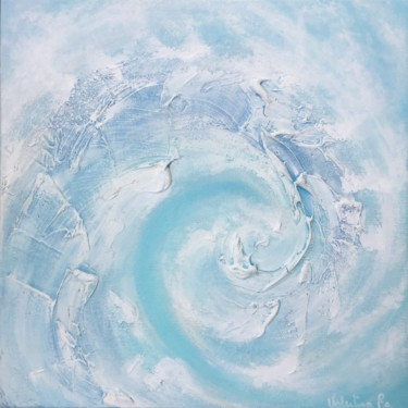 """Painting titled """"Peace Within"""" by Valentina Pia, Original Art, Acrylic"""