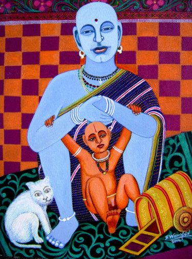 18x14x1 in ©2014 by venkata swamy valluri