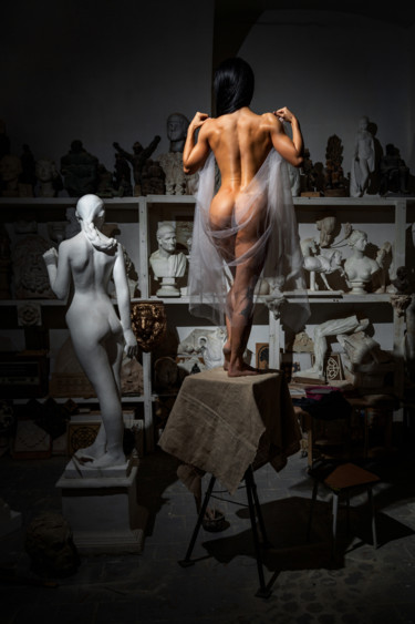 """Photography titled """"A place where sculp…"""" by Vadim Fedotov, Original Art, Digital Photography"""