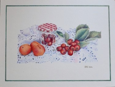 40x30 cm © by Valérie Jouffroy Ricotta