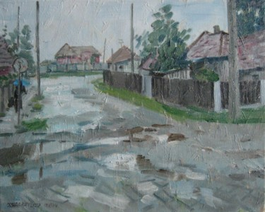 """Painting titled """"'EARLY SPRING 2'  2…"""" by Vasyl, Original Art,"""