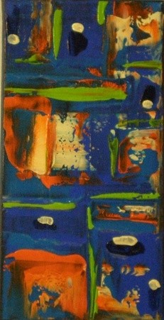 12x6 in ©2008 by vCasey