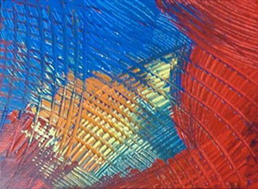 """Painting titled """"KALEIDOSCOPE"""" by Vcasey, Original Art,"""