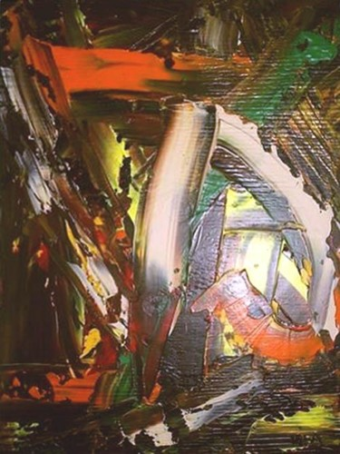 """Painting titled """"PRIMERO"""" by Vcasey, Original Art,"""