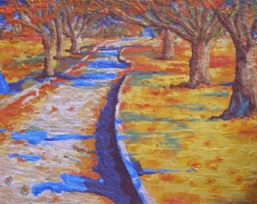 16x20 in ©2010 by Victoria Wallace